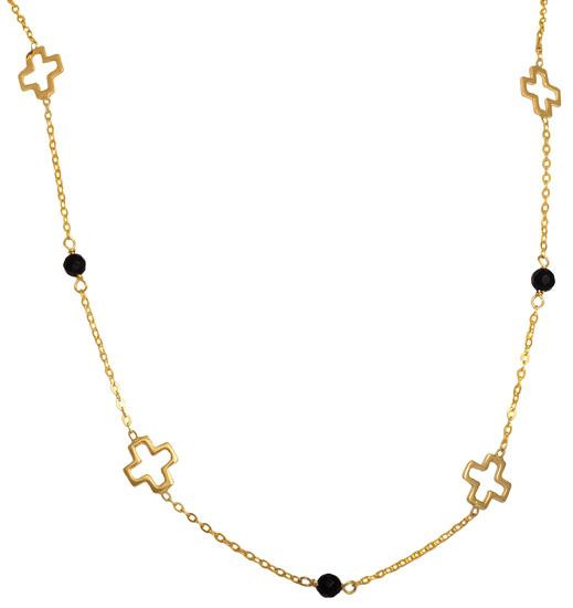 Κολιέ χρυσό 14Κ 002641 002641 Χρυσός 14 Καράτια