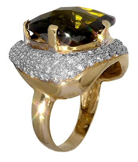 Χρυσό δαχτυλίδι 14K 006261 006261 Χρυσός 14 Καράτια