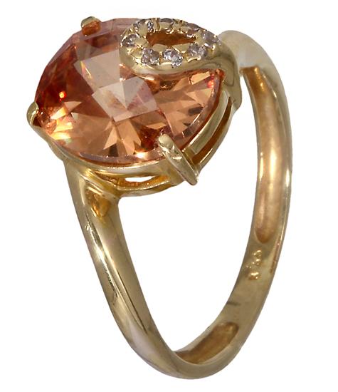 Χρυσό δαχτυλίδι 14K 006286 006286 Χρυσός 14 Καράτια