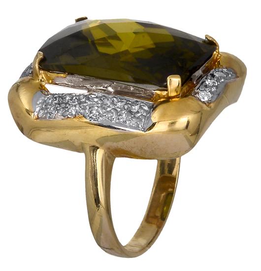 Δαχτυλίδι χρυσό 14K 019059 019059 Χρυσός 14 Καράτια