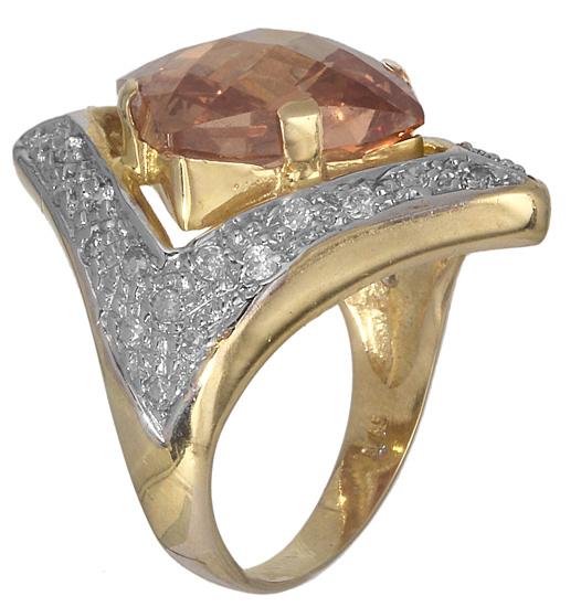 Χρυσό δαχτυλίδι 14K 008077 008077 Χρυσός 14 Καράτια