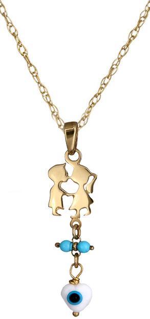 Χρυσό κολιέ 008112 008112 Χρυσός 14 Καράτια