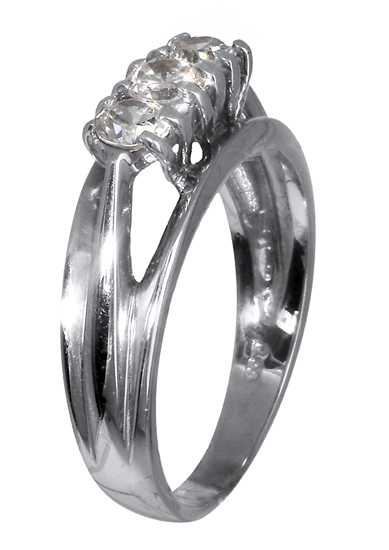 Γυναικείο δαχτυλίδι 14K 008129 008129 Χρυσός 14 Καράτια