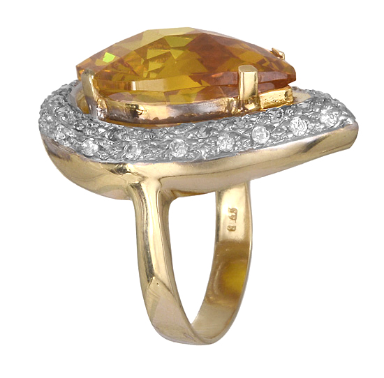 Χρυσό δαχτυλίδι 14K 008354 008354 Χρυσός 14 Καράτια