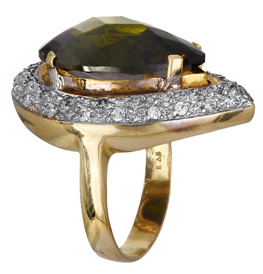 Χρυσό δαχτυλίδι 14K 019060 019060 Χρυσός 14 Καράτια