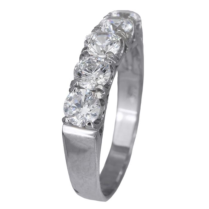 Γυναικείο δαχτυλίδι 14K 009248 009248 Χρυσός 14 Καράτια