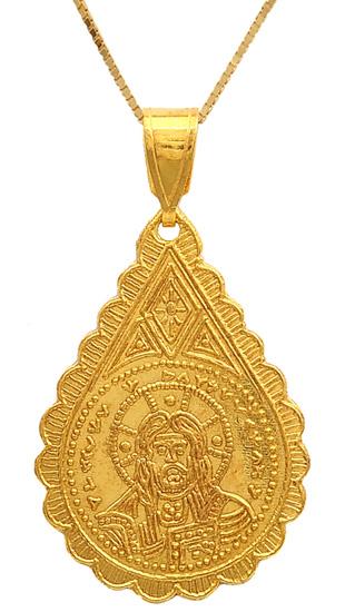Κωνσταντινάτο χρυσό 14Κ 009357 009357 Χρυσός 14 Καράτια