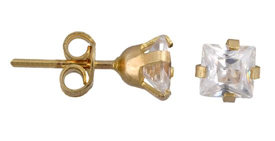 Χρυσά Σκουλαρίκια Κ14 000996 000996 Χρυσός 14 Καράτια χρυσά κοσμήματα σκουλαρίκια καρφωτά