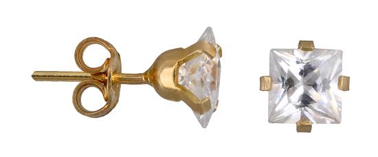 Χρυσά Σκουλαρίκια Κ14 000998 000998 Χρυσός 14 Καράτια χρυσά κοσμήματα σκουλαρίκια καρφωτά