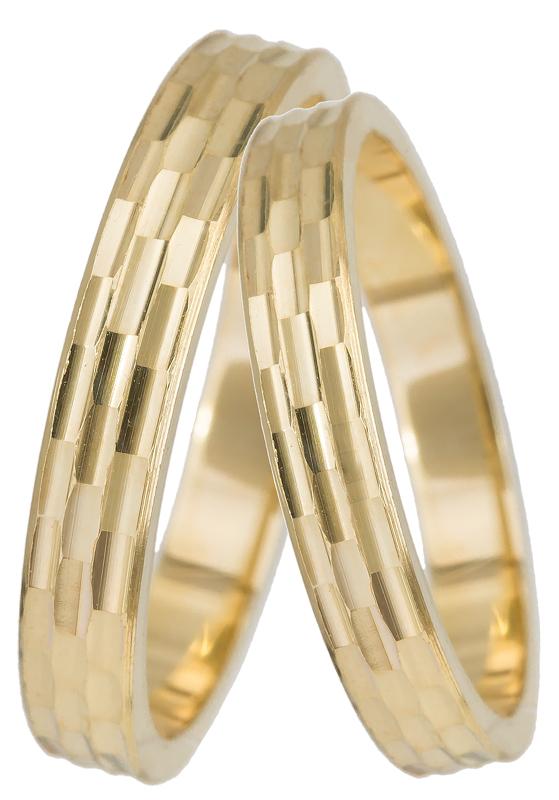 Βέρες χρυσές 14Κ BR0436 BR0436 Χρυσός 14 Καράτια