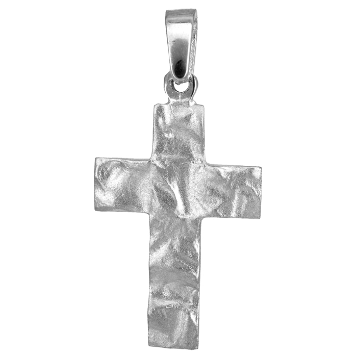 Λευκόχρυσος σταυρός Κ14 010811 010811 Χρυσός 14 Καράτια χρυσά κοσμήματα σταυροί