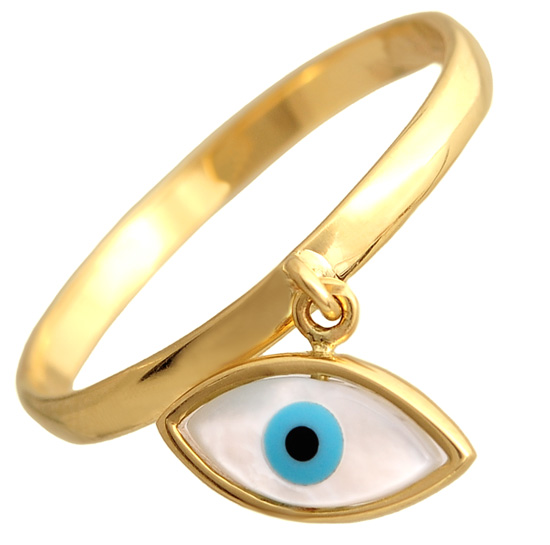 Χρυσό δαχτυλίδι 14Κ 011087 Χρυσός 14 Καράτια χρυσά κοσμήματα δαχτυλίδια με μαργαριτάρια και διάφορες πέτρες