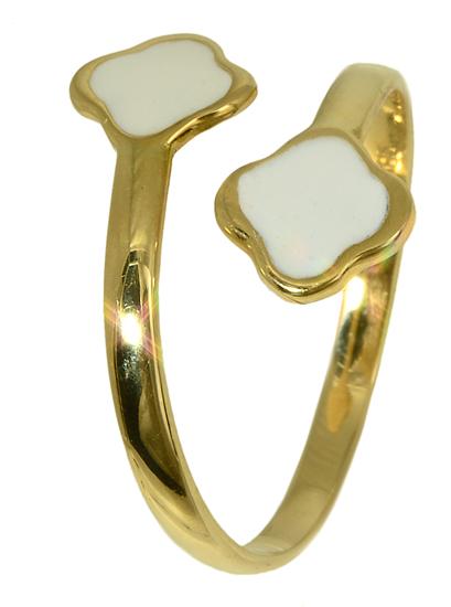 Χρυσό δαχτυλίδι 011201 Χρυσός 14 Καράτια