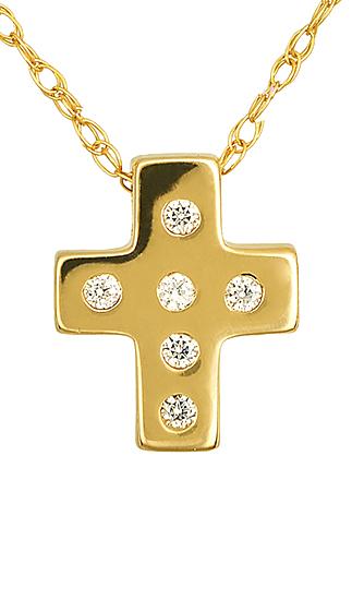 ΣΤΑΥΡΟΙ ΠΡΟΣΦΟΡΕΣ 011372c Χρυσός 14 Καράτια