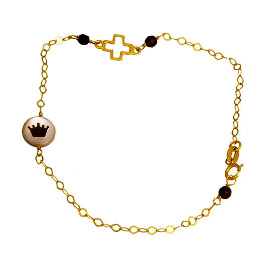 Βραχιόλι Χρυσό 012270 012270 Χρυσός 14 Καράτια