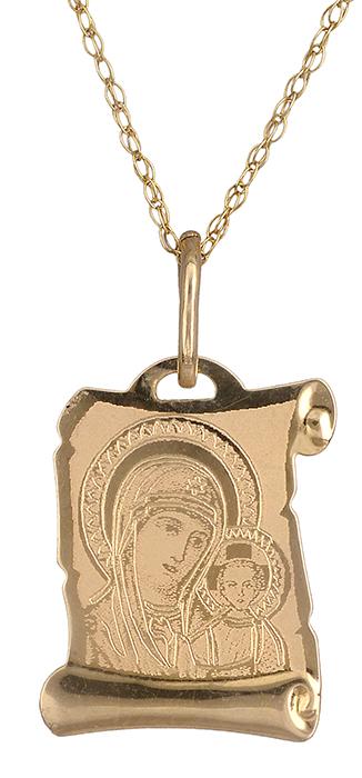 Χρυσό Φυλαχτό Κ14 012369 012369 Χρυσός 14 Καράτια