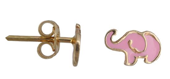 Παιδικά σκουλαρίκια ελεφαντάκι 012403 012403 Χρυσός 14 Καράτια d4c211cccef