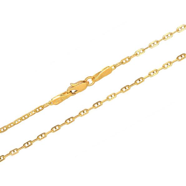 Χρυσή καδένα 9Κ 012518 Χρυσός 9 Καράτια