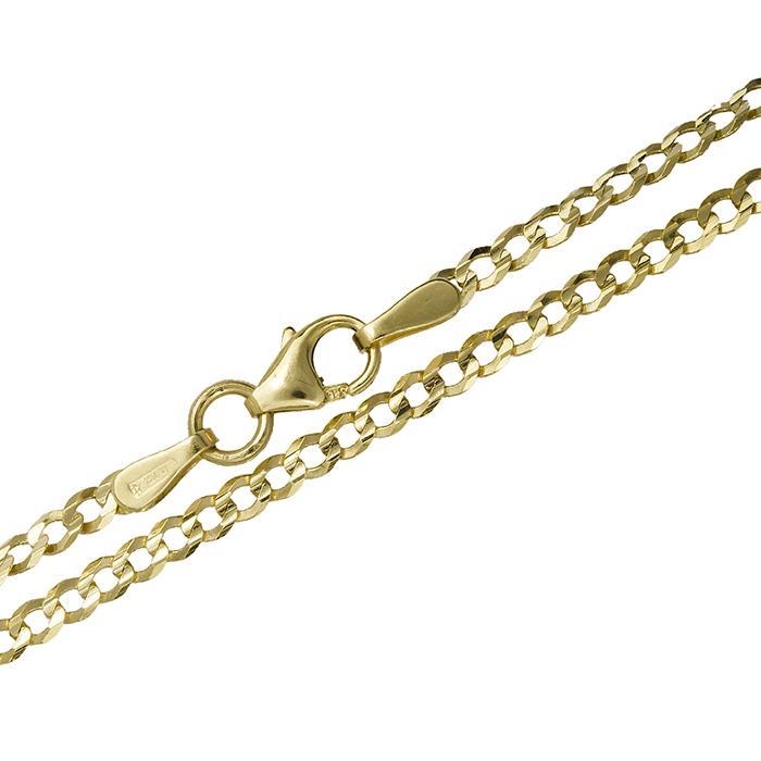 Καδένα χρυσή 9Κ 012520 Χρυσός 9 Καράτια