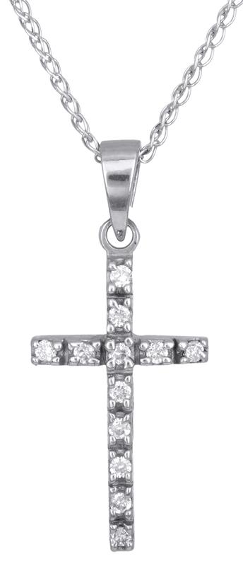 Πετράτος σταυρός Κ14 C012930 012930C Χρυσός 14 Καράτια