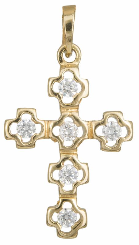 Χρυσός χειροποίητος σταυρός Κ14 012931 012931 Χρυσός 14 Καράτια χρυσά κοσμήματα σταυροί