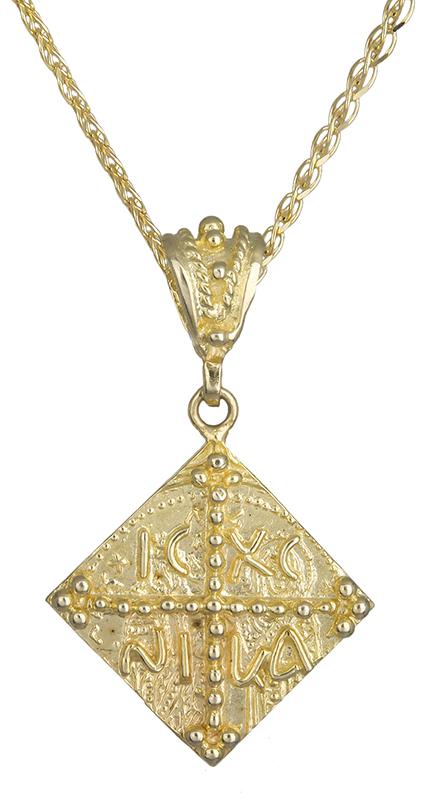 Κωνσταντινάτο χρυσό 14Κ 002376 002376 Χρυσός 14 Καράτια