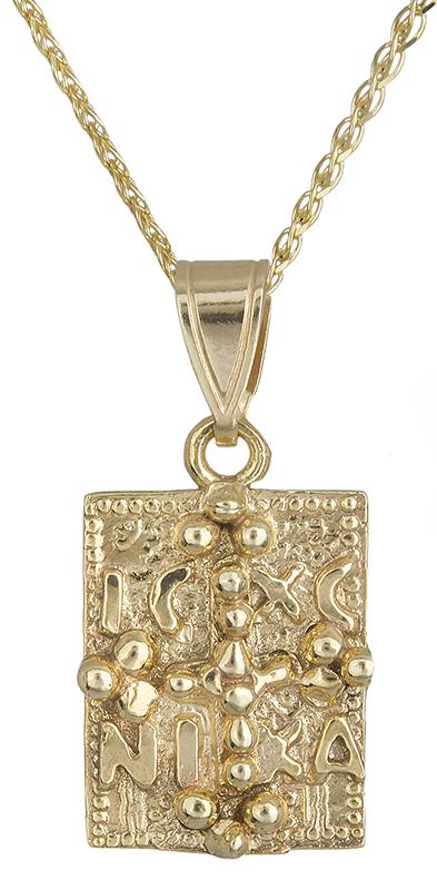 Κωνσταντινάτο χρυσό 14Κ 002379 002379 Χρυσός 14 Καράτια