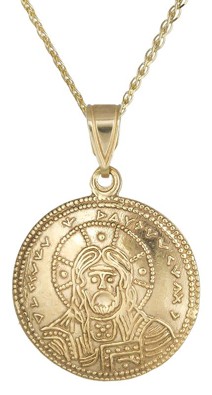 Κωνσταντινάτο χρυσό 14Κ 009716 009716 Χρυσός 14 Καράτια
