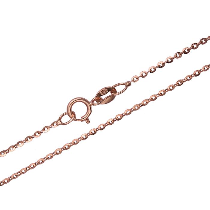 Ροζ gold αλυσίδα 013914 013914 Χρυσός 14 Καράτια χρυσά κοσμήματα αλυσίδες   καδένες