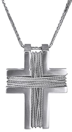 Βαπτιστικοί Σταυροί με Αλυσίδα Βαπτιστικός σταυρός για αγόρι 14Κ C013926 013926C Ανδρικό Χρυσός 14 Καράτια
