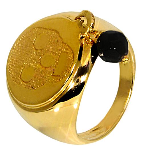 Γυναικείο Chevalier Δαχτυλίδι 014183 Χρυσός 9 Καράτια χρυσά κοσμήματα δαχτυλίδια με μαργαριτάρια και διάφορες πέτρες