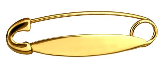 Χρυσή Παραμάνα 9Κ 014321 Χρυσός 9 Καράτια