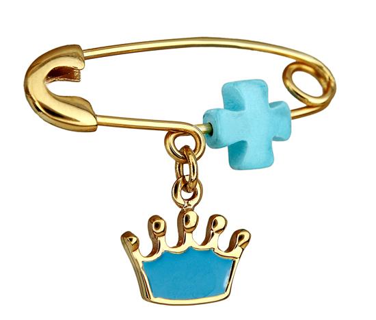 Χρυσή Παραμάνα 9Κ 014334 Χρυσός 9 Καράτια