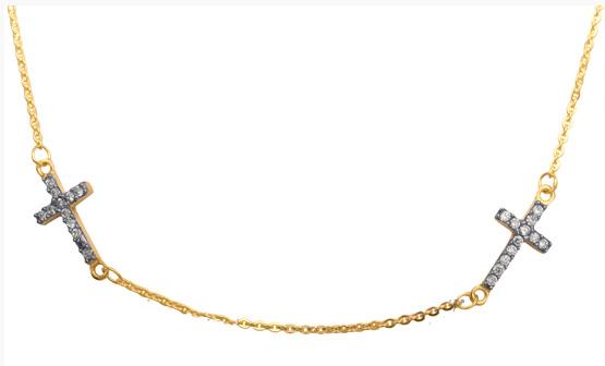Χρυσό Κολιέ 9Κ 014669 Χρυσός 9 Καράτια χρυσά κοσμήματα κολιέ