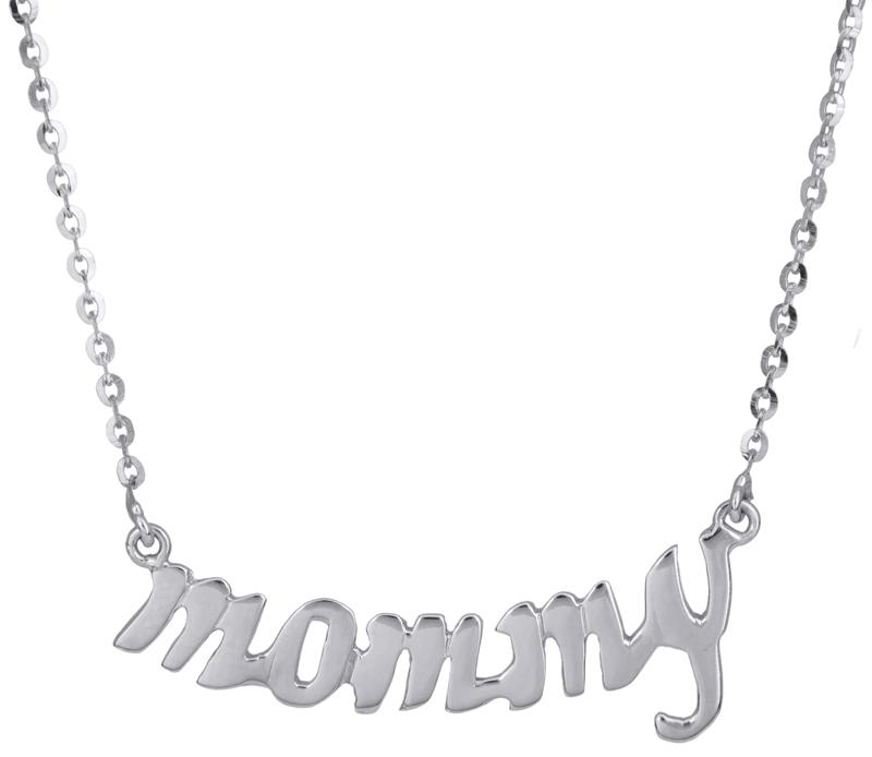Χειροποίητο κολιέ mommy Κ14 014748 014748 Χρυσός 14 Καράτια