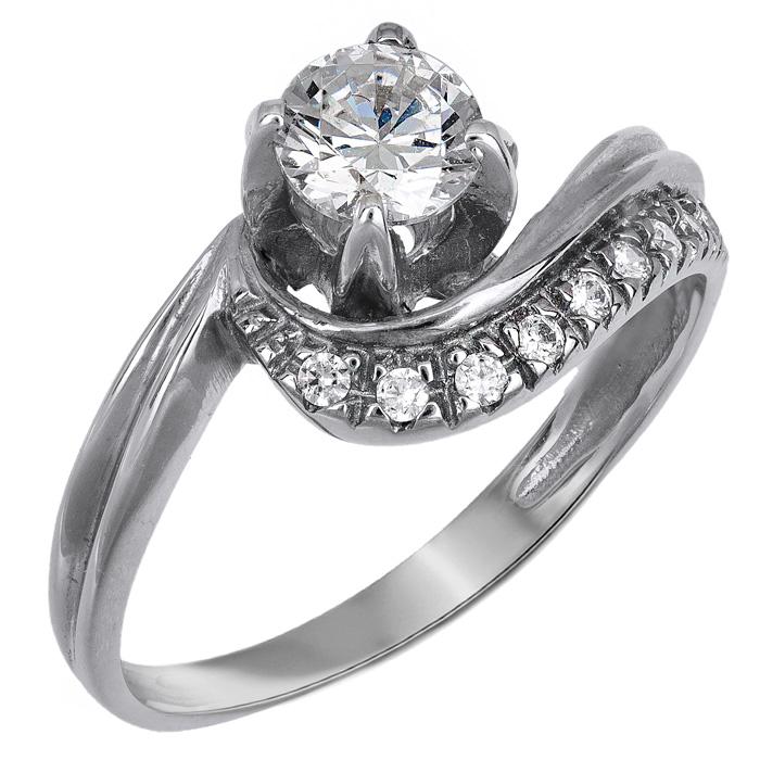 Μονόπετρο Δαχτυλίδι με Ζιργκόν 014796 014796 Χρυσός 14 Καράτια χρυσά κοσμήματα δαχτυλίδια μονόπετρα
