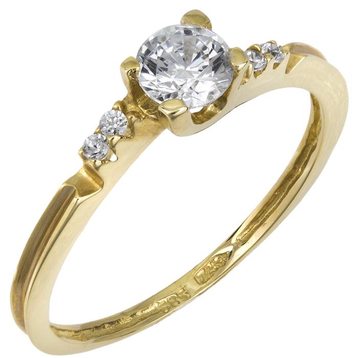 Δαχτυλίδι κ14 015832 015832 Χρυσός 14 Καράτια