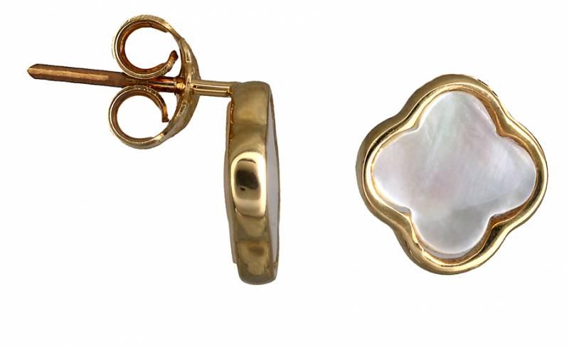 Σκουλαρίκια χρυσά 015903 015903 Χρυσός 14 Καράτια