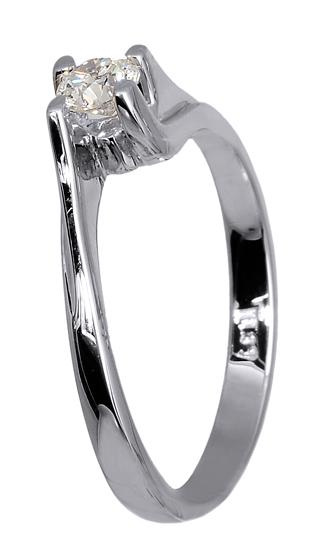 Μονόπετρο δαχτυλίδι 18Κ 015952 015952 Χρυσός 18 Καράτια