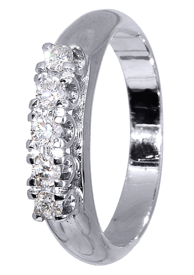 ΔΑΧΤΥΛΙΔΙΑ ΜΕ ΔΙΑΜΑΝΤΙΑ Κ18 016100 Χρυσός 18 Καράτια χρυσά κοσμήματα δαχτυλίδια σειρέ ολόβερα