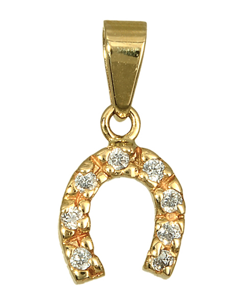 Χρυσό κρεμαστό πέταλο 016208 016208 Χρυσός 14 Καράτια