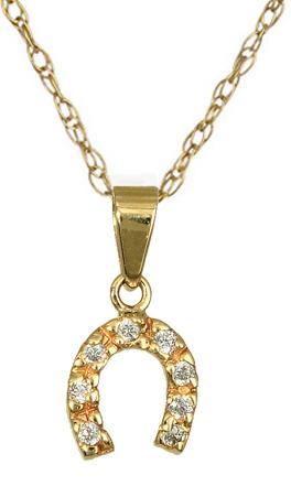 Χρυσό κολιέ πέταλο Κ14 C016208 016208C Χρυσός 14 Καράτια
