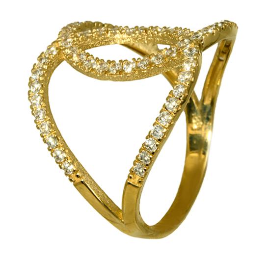 ΔΑΧΤΥΛΙΔΙΑ ΜΕ ΖΙΡΓΚΟΝ 016250 016250 Χρυσός 14 Καράτια