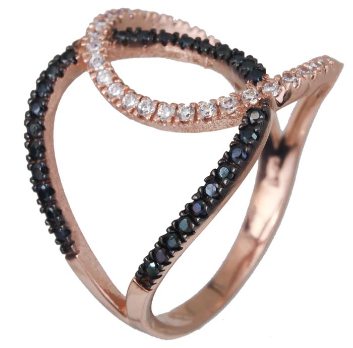 Δαχτυλίδι ροζ gold 016253 016253 Χρυσός 14 Καράτια