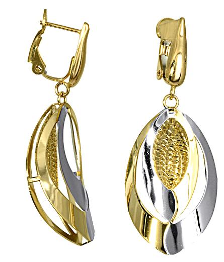 ΣΚΟΥΛΑΡΙΚΙΑ ONLINE - ΚΟΣΜΗΜΑΤΑ ΧΡΥΣΑ 016314 Χρυσός 14 Καράτια χρυσά κοσμήματα σκουλαρίκια καρφωτά