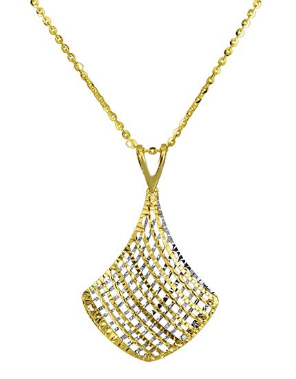 ΚΟΛΙΕ ΧΡΥΣΟ 016326 Χρυσός 14 Καράτια χρυσά κοσμήματα κολιέ