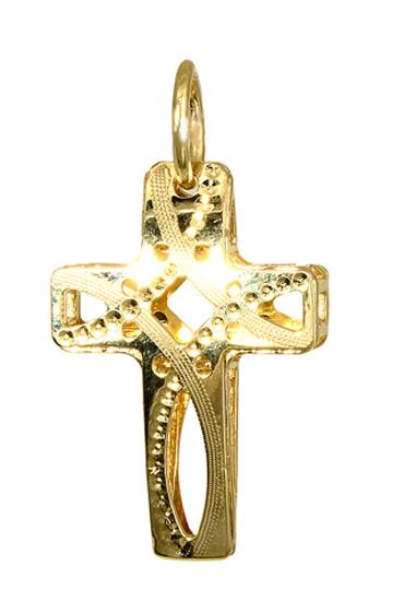 ΣΤΑΥΡΟΙ ΓΥΝΑΙΚΕΙΟΙ ΟΙΚΟΝΟΜΙΚΟΙ 016356 Χρυσός 14 Καράτια