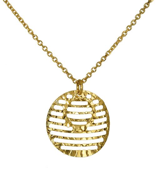 Κολιέ 016391 Χρυσός 14 Καράτια