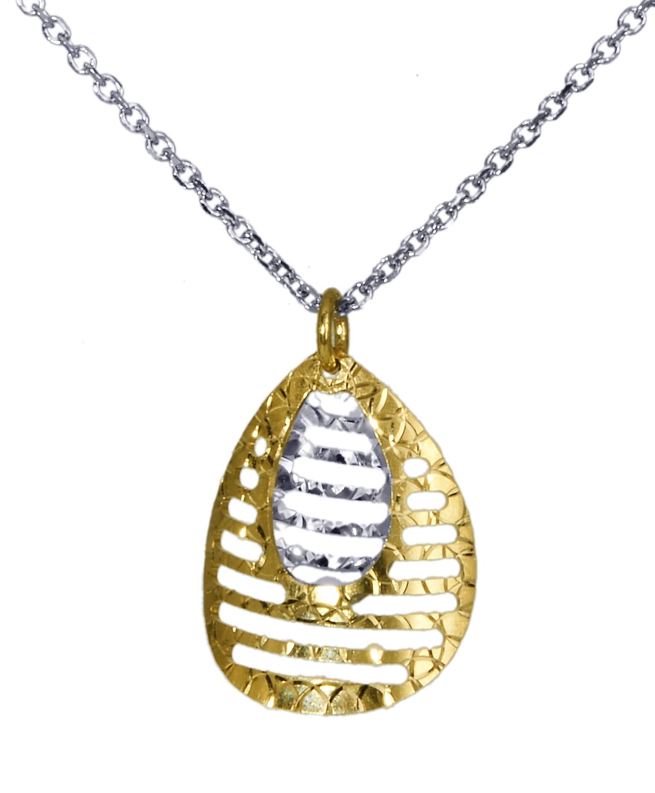 Κολιέ Online 016393 Χρυσός 14 Καράτια