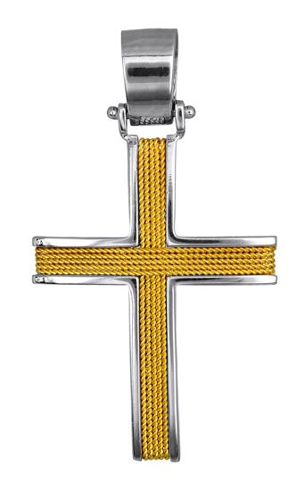 Σταυροί Βάπτισης - Αρραβώνα ΒΑΠΤΙΣΤΙΚΑ - ΣΤΑΥΡΟΙ - ΚΟΣΜΗΜΑΤΑ 016529 016529 Ανδρι σταυροί βάπτισης   γάμου σταυροί βάπτισης   αρραβώνα